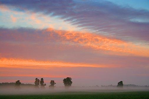 Sunrise Clouds 20060721