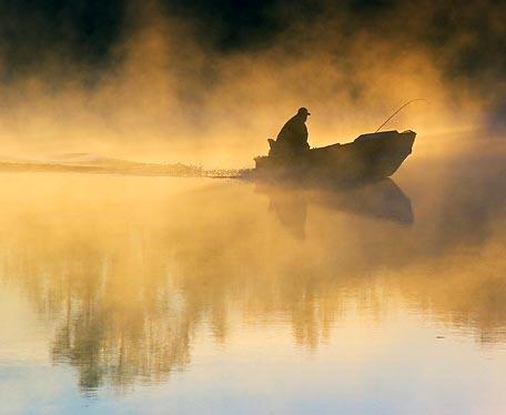 Sunrise Fisherman 39701