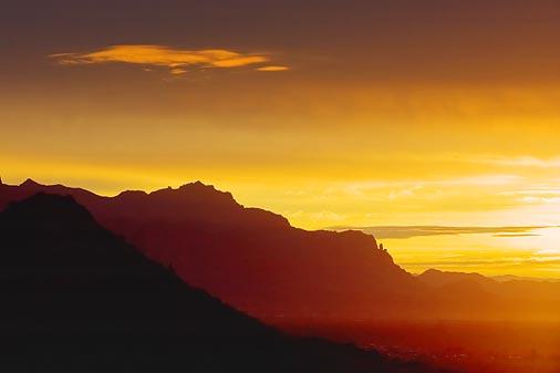 Mountain Sunrise 79043