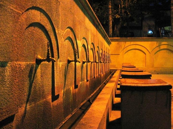 The Abosulution fountain, Kastamonu