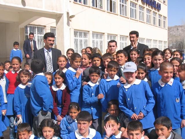 Students of Van