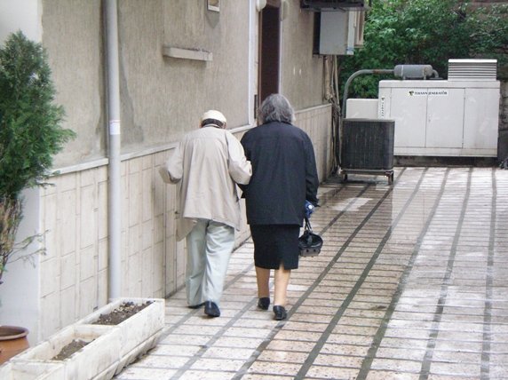 Growing old together!...