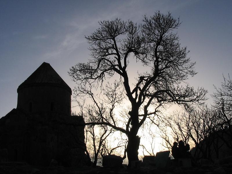 Ahtamara Church, Lake Van