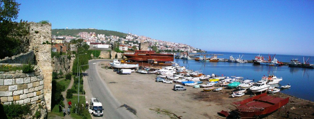 Sinop From the Jail