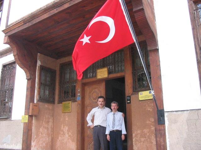 Huseyin and Fahrettin