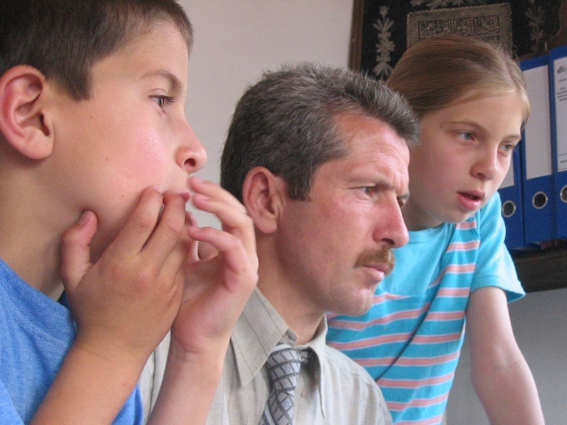 A concentrated look....Leylek Family