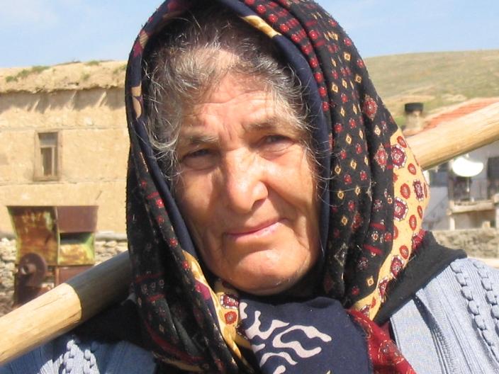 Teyze in Cimeli Village