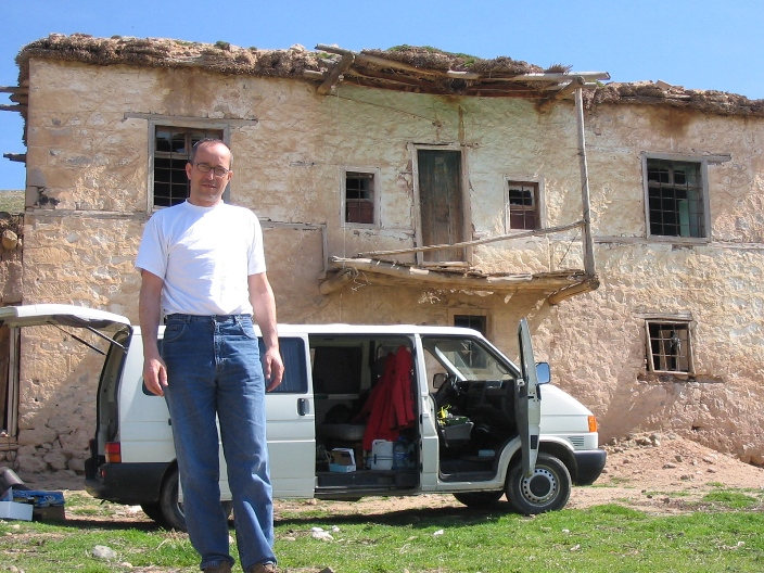 Dr. Zeki, the touris of Cimeli