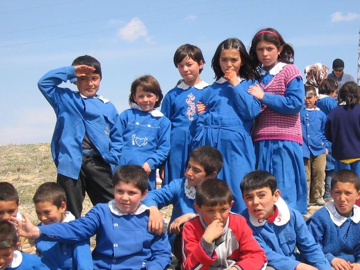 Childeren of Cimeli Village
