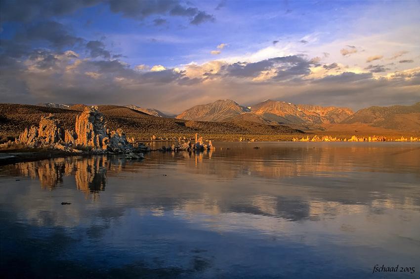 Mono Lake Aglow II