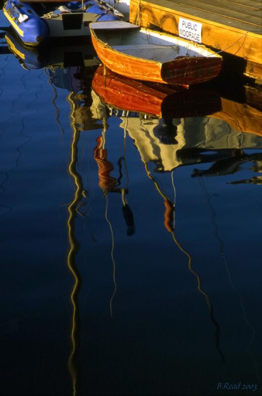 Ganges Harbour