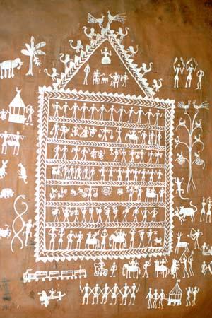 ritual painting