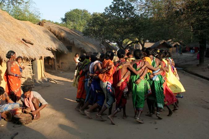 Maliah Kondh, tribal dance