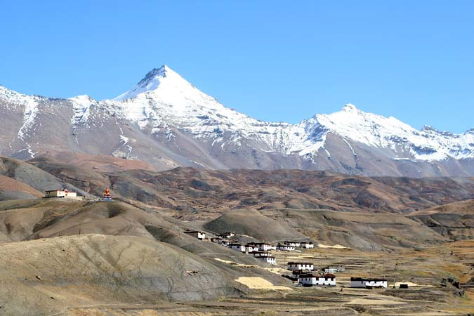 Langsa in Spiti Valley