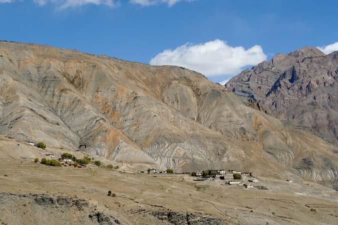 Village near Kungri Spiti