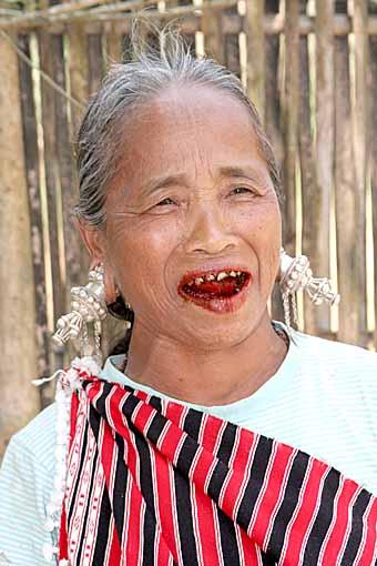 Karbi Lady Assam