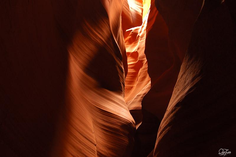 Antelope canyon