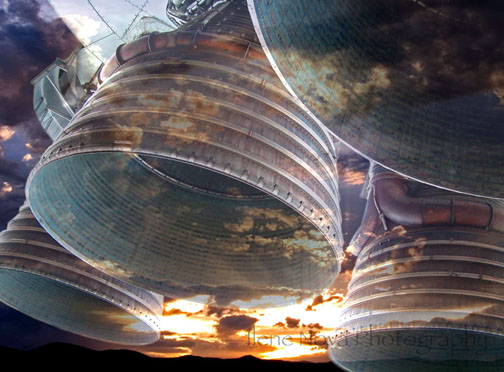 dreaming of escape velocity