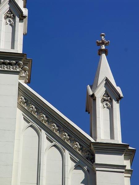 Detalhes da Igreja