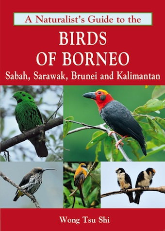 Birds of Borneo cover