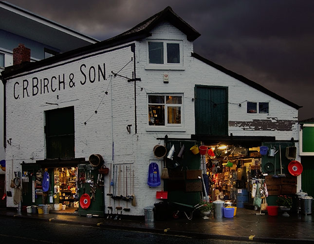 The stormy ironmongers