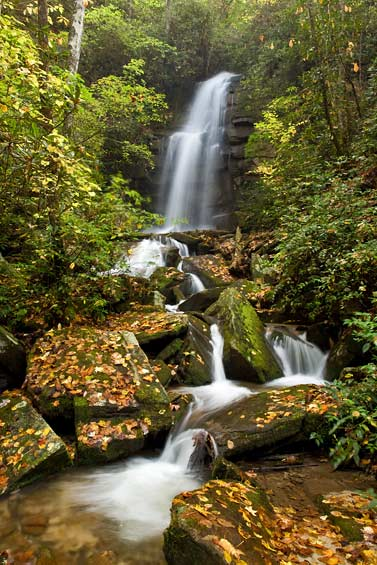 another waterfall on Bearpen Creek 2