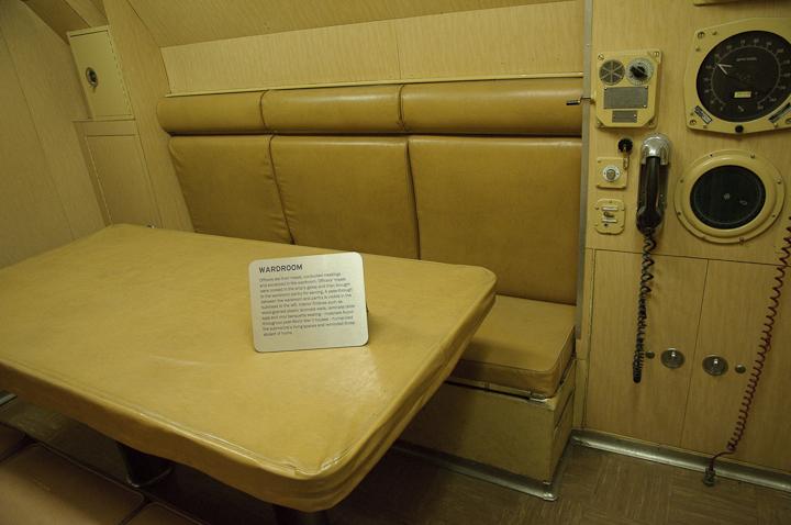 Intrepid Museum Submarine