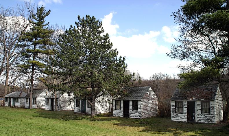 little lodges on 5 & 20