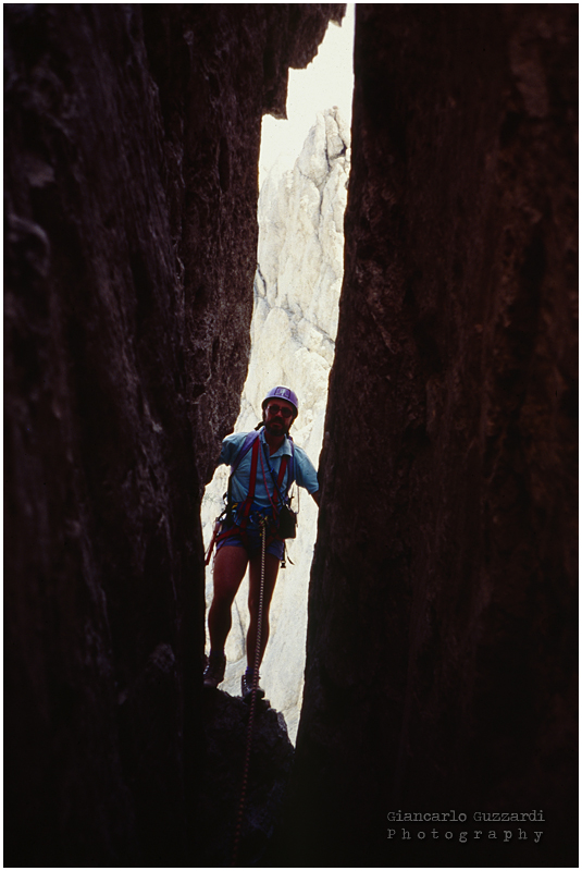 an unusual passage