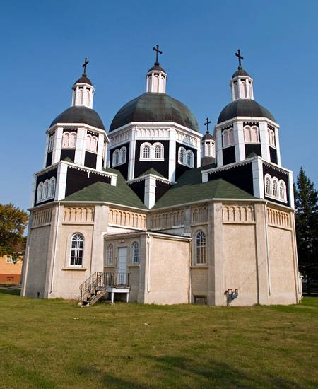 Historic Ukrainian Catholic Church of the Resurrection