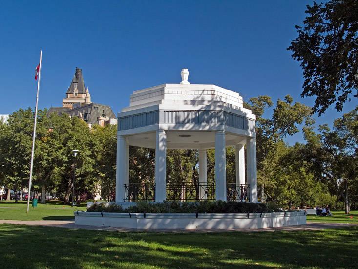 Memorial Park View
