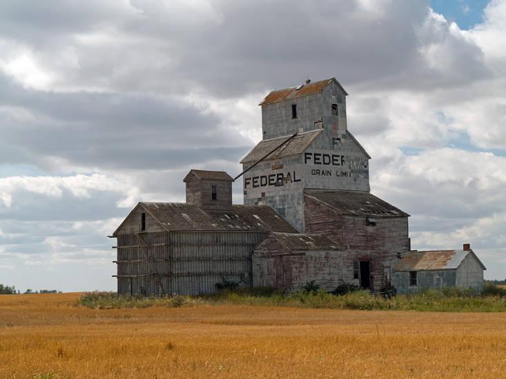 Prairie elevators