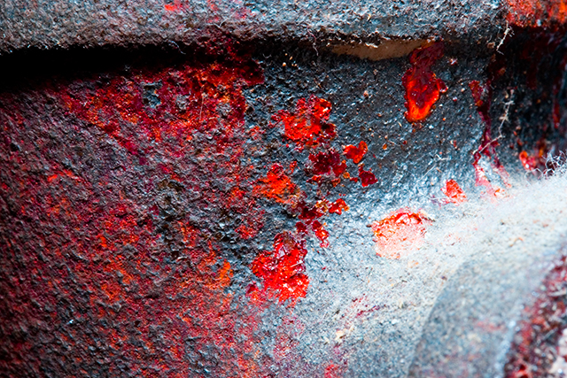 Red Rust 1