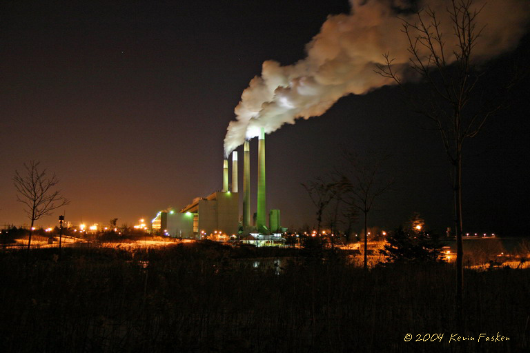 LAKEVIEW GENERATING STATION IN 2004
