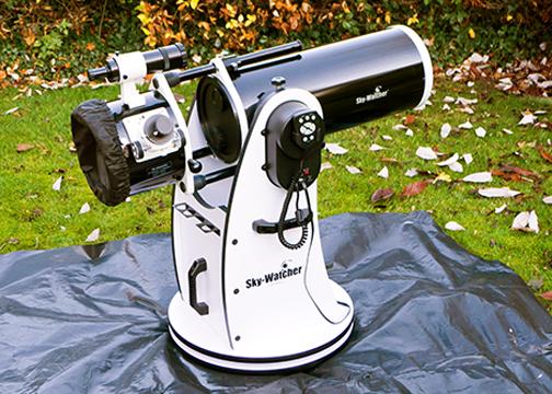 Skywatcher, Flexitube 200P,  1200mm, Black, View 1, web, P1060651.jpg