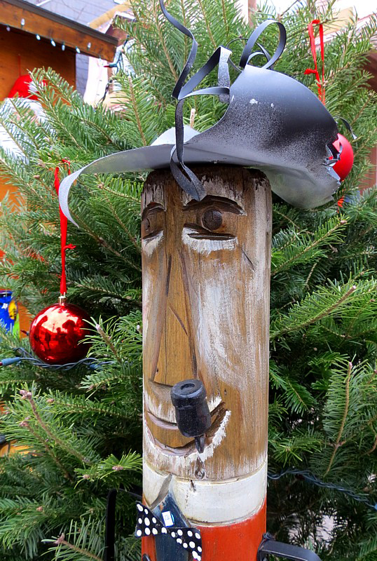Marché de Noel à Baie St-Paul