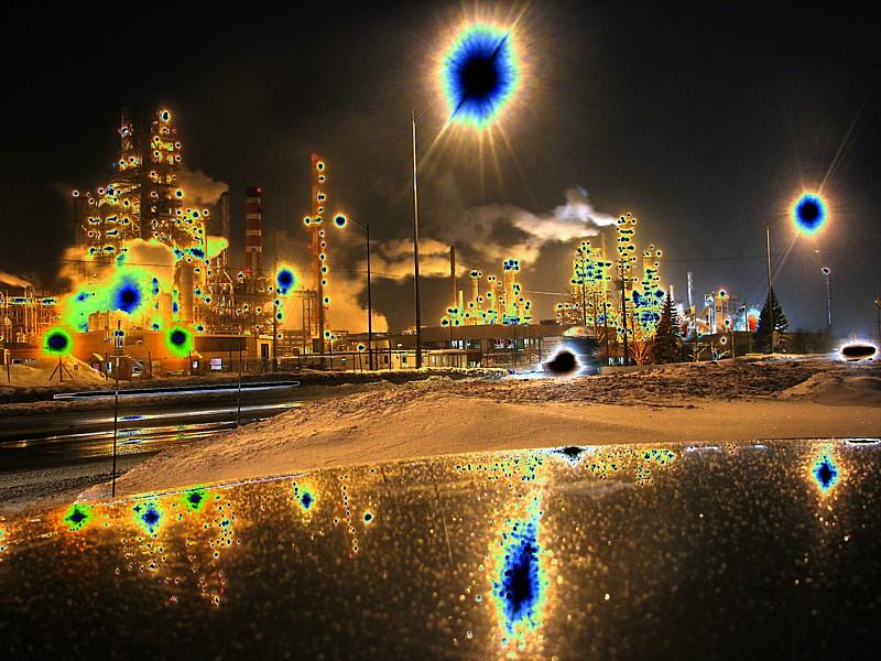 Raffinerie galactique