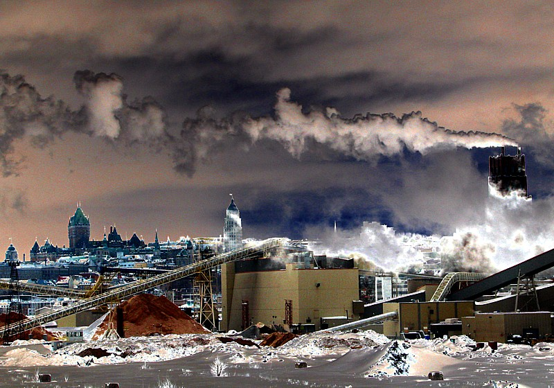 pollution atmospherique