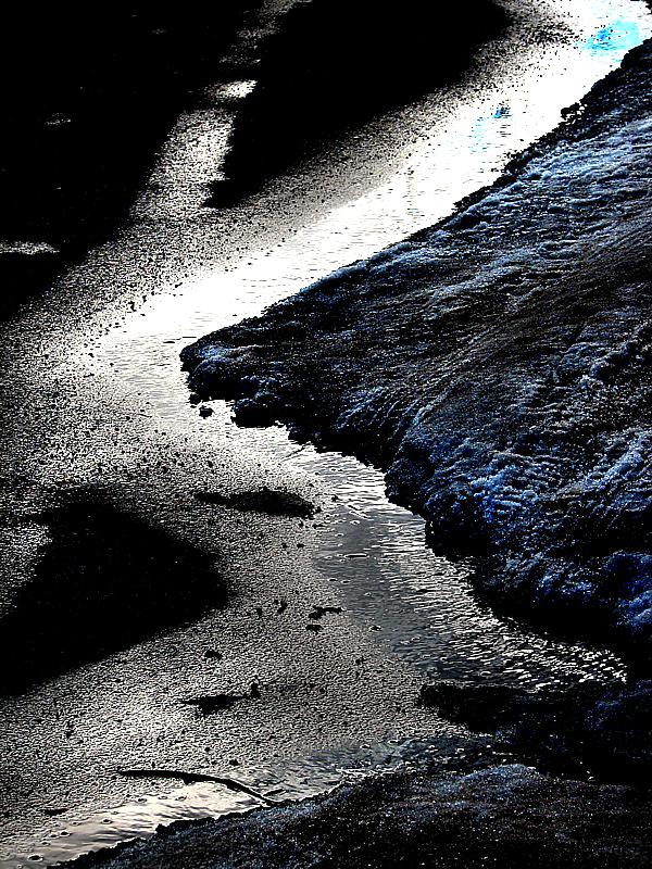 Ruisselement des eaux