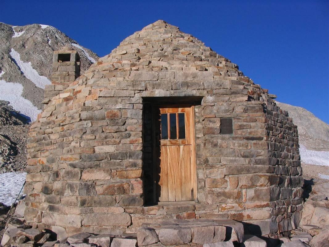 The Muir  Shelterup close