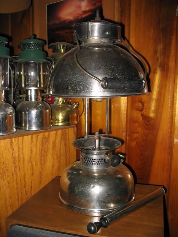 1919 Coleman Arc316 Lantern