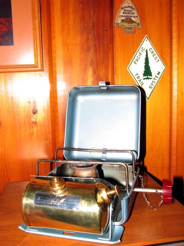 Optimus 111B stove