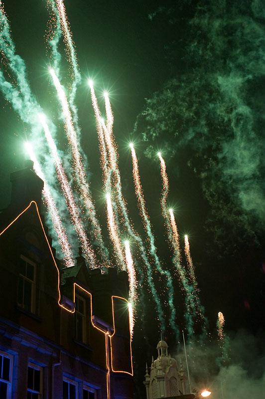 25th November 2012 <br> ex terra lucem