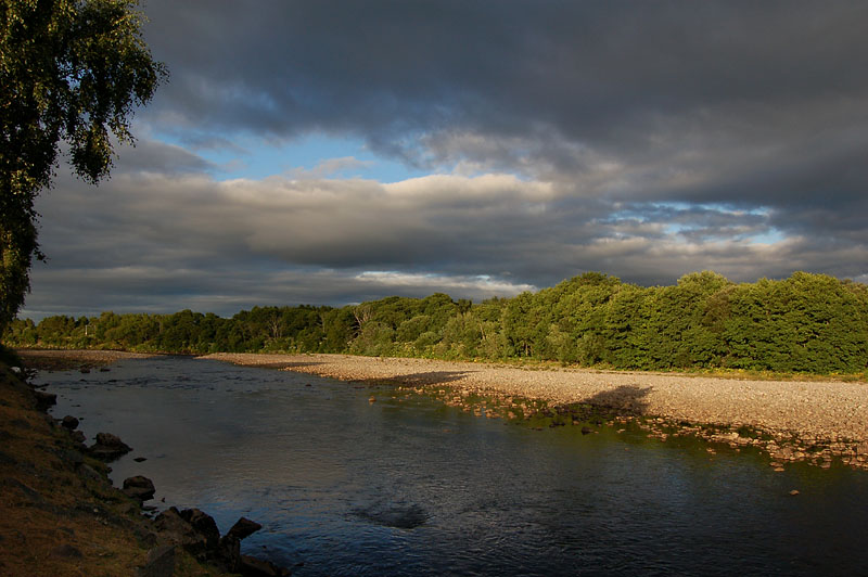 17th July 2006 <br> River Findhorn