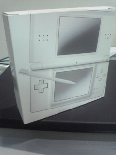 the very hard to get nintendo ds lite - finally got one