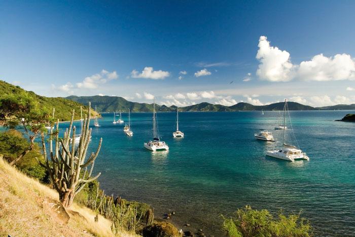 Jost Van Dyke, British Virgin Islands, 2005