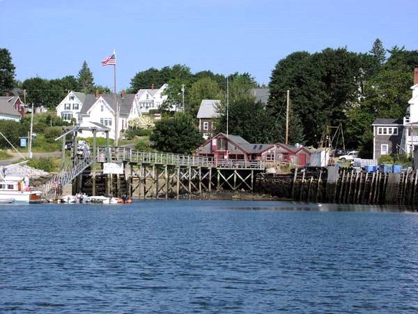The Cod End - Tenants Harbor