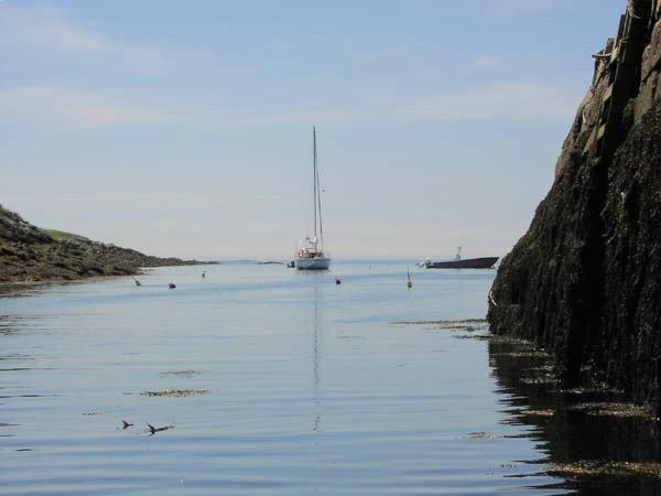 Damariscove Harbor