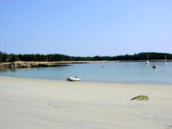 Sand Beach - Marshall Island