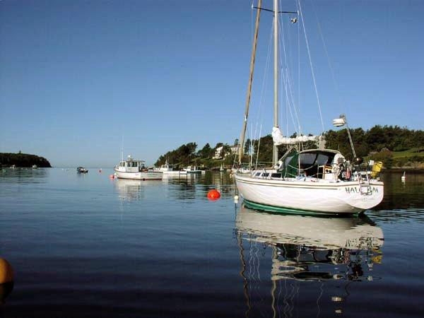 Mackerel Cove - Bailey Island